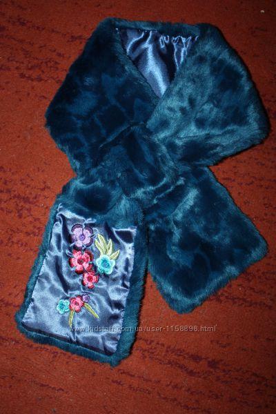 Новый детский шарфик-воротник