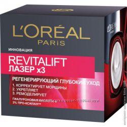 Антивозрастной крем Revitalift Laser X3, LOreal Paris  40