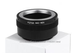 Адаптеры переходники Canon, Sony, Nikon