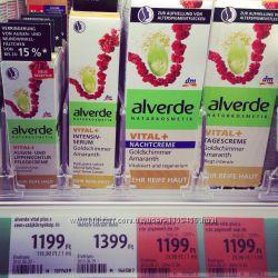 Alverde DM самый большой выбор косметики крем тоник сыворотка флюид