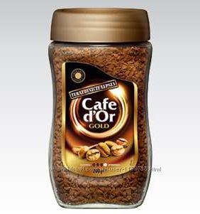 Кофе растворимый Cafe d&acuteOr Gold 200 г