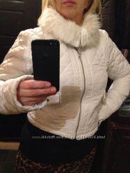 Демисезонная стёганная куртка. Ashley