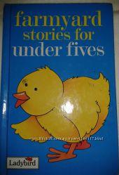 Книги на английском для маленьких Animal words и другие