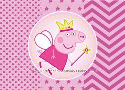 Свинка Пеппа. Peppa Pig. Декор Candy Bar