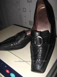 р38. Туфли кожаные Gabor, Германия, привезены моряком