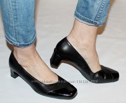 Туфли 41 р, Jennyby Ara, Германия, кожа полная, оригинал