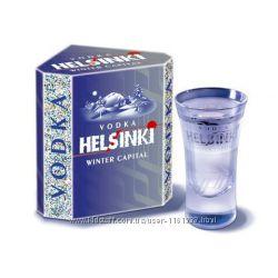 Скидка -60. Рюмка водочная Helsinki 80мл