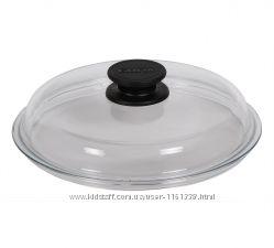 Крышка стеклянная высокая от 20 см до 28 см БИОЛ