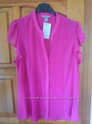 Яскрава блуза H&M