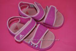 Детская обувь вьетнамки  ADIDAS Адидас. Бу. Размер 8К