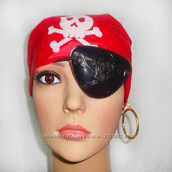 Набор Пирата. 3 предмета. Есть ОПТ