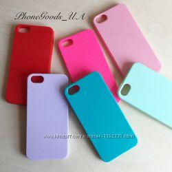 Шикарные силиконовые чехлы для IPhone6, 6S, IPhone5, 5S