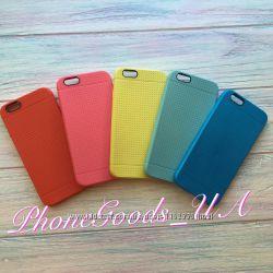 Прочные, противоударные силиконовые чехлы для IPhone6, 6S