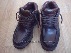 Подростковые ботинки LAKOSTE стелька 22, 5