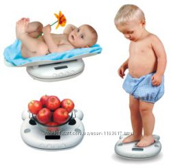 Прокат. Детские электронные весы VES V-BS10 Мишутка