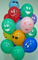 Гелиевые шарики. Вышгород. Купить.