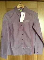 Новая стильная рубашка Adidas оригинал размер М