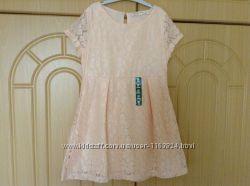 Новое нарядное платье Zara рост 122