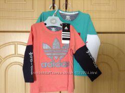 Новая стильная кофта TM Adidas на 3 и 4 года оригинал