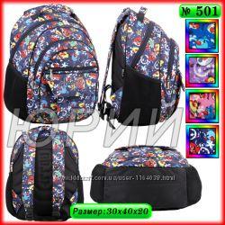 Школьные рюкзаки Dolly 501, 502, 503, 504.