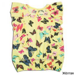 Блуза для девочек. Р. 80, 86, 92. Очень красивая и приятная Наличие