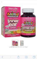 &nbspNature&acutes Plus, Source of Life, Парад животных, Inner ear