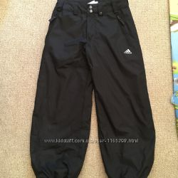 Зимние  брюки Adidas  Индонезия,  на  140 см.