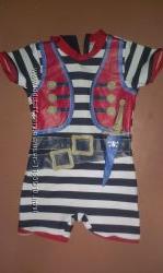Купальный костюм 3-4г
