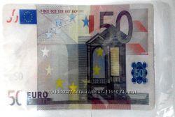 ШАРА Коврики для мыши. 50 100 200 500 Евро  Не по наминалу