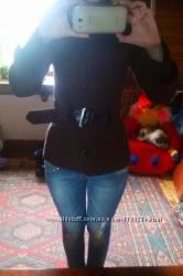 Кашемировое полупальто-пиджак в отличном состоянии Турция