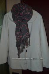 Демисезонное нарядное пальто
