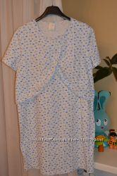 красивая новая рубашка для беременной и кормящей мамочки