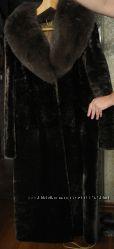 Продам шикарное пальто из мутона