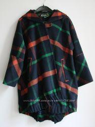 Шерстяное пальто vAm  в единственном экземпляре