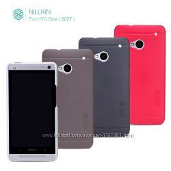 Чехол Nillkin Matte для HTC One DUAL802d  пленка