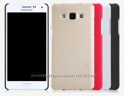 Чехол Nillkin Matte для Samsung A500H Galaxy A5  пленка