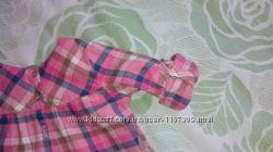 Стильне тепле платтячко на дівчинку 74-80р. 9-12 міс. lc waikiki