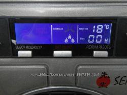 Тепловентилятор с электронным термостатом уценка