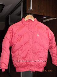 Куртка ADIDAS на девочку размер 128