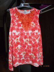Продам футболку фирмы Zara на девочку рост 140 см