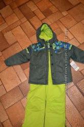 Куртка и комбинезон на мальчика 122 см