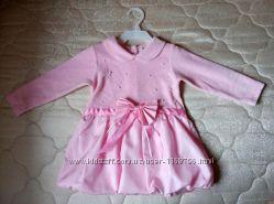 Платтячко на принцесу 6-12 місяців.