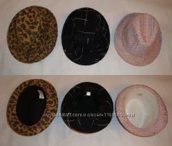 Шляпы  ТРИЛБИ, Федора Atmoshere. Демисезонные