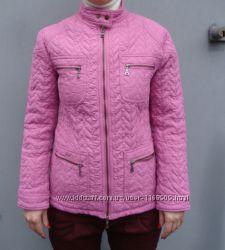 Куртка-Стеганка розовая. Размер 8 или S, XS.
