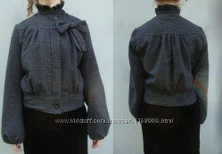 Полупальто, куртка, жакет. Демисезонное. Размер S, XS