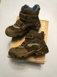 Зимние ботинки Ecco gore-tex р. 29