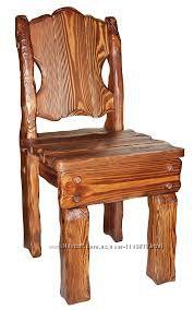 Кресло деревянное, Кресло Атлант Твердый