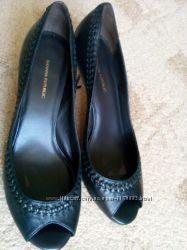 Стильные открытые туфли