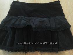 Продам велюровую  красивую юбку