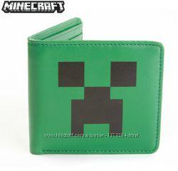 Бумажник кошелек MineCraft майнкрафт